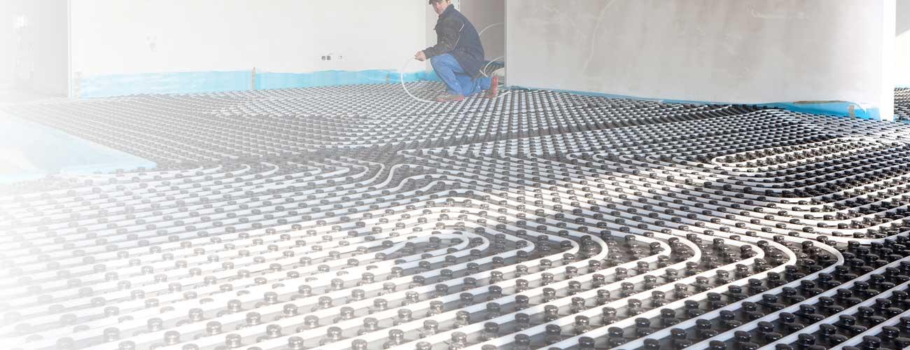 Professional Underfloor Heating Ilford